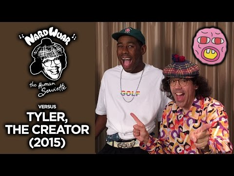 Nardwuar vs. Tyler, The Creator (2015)