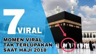 7 Kejadian Viral Selama Pelaksanaa Ibadah Haji 2018 (Kamu Mungkin Belum Tahu)