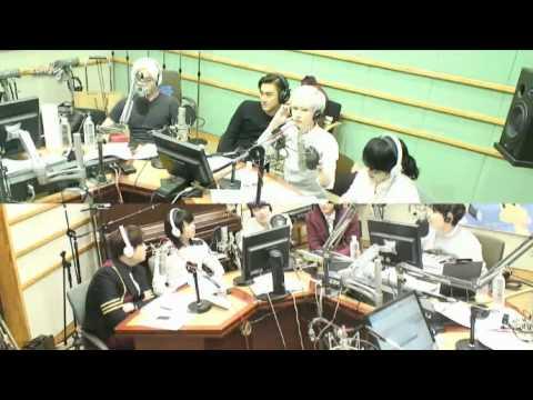 140910 #SuperJunior Friend line game Donghae CNBlue Minhyuk Ryeowook KTR #MAMACITA