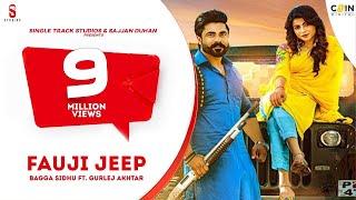 Fauji Jeep – Gurlej Akhtar – Bagga Sidhu