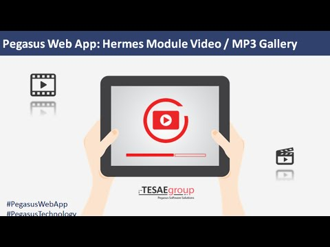 Hermes Module Video/MP3 Gallery