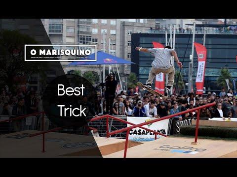 Best Trick O´Marisquiño 2016