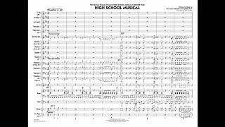 High School Musical (from H.S. Musical 3: Senior Year) arr. Rick Stitzel