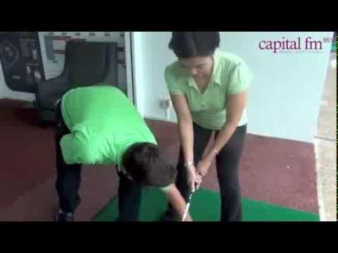 Mastering Your Swing by Travis Van Dijk (Capital FM Golf 101)