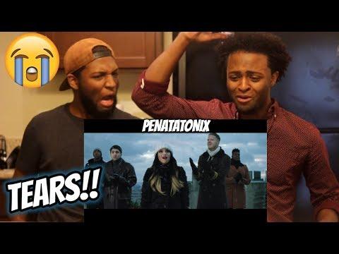 Pentatonix - Where Are You, Christmas? (WE CRIED!!) REACTION