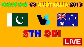 Pakistan Vs Australia 5th ODI 2019 - AUS Beat Pakistan