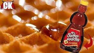 How To Make Homemade Pancake Syrup Recipe - Mrs. Butterworth's