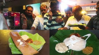 76 Years Old Babai Hotel | Idli | Upma Pesarattu | Famous in Vijayawada | Street Food Zone
