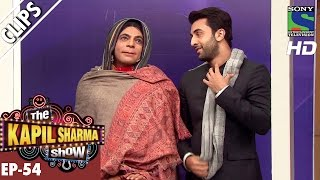 Ranbir's Honeymoon in Manali -The Kapil Sharma Show-Ep.54-23rd Oct 2016