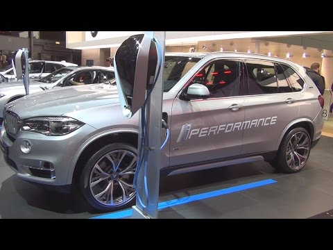 @BMW #X5 xDrive 40e 313 hp BVA8 (2017) Exterior and Interior in 3D