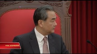 Ngoại trưởng Trung Quốc thăm Việt Nam