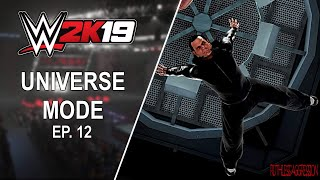 """""""ALL HELL BREAKS LOOSE!"""" WWE 2K19 Ruthless Aggression Era Universe Mode: #12"""
