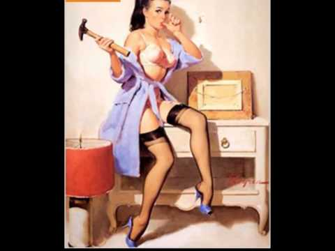 Vintage Construction Pinups by Bettertax