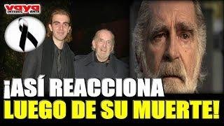 Hijo de Fernando Luján reveló los últimos deseos de su padre