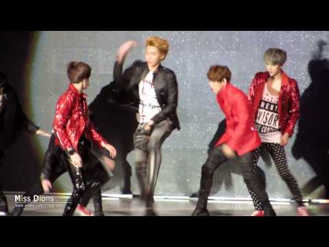 [FANCAM] 2012 MAMA EXO Special Stage