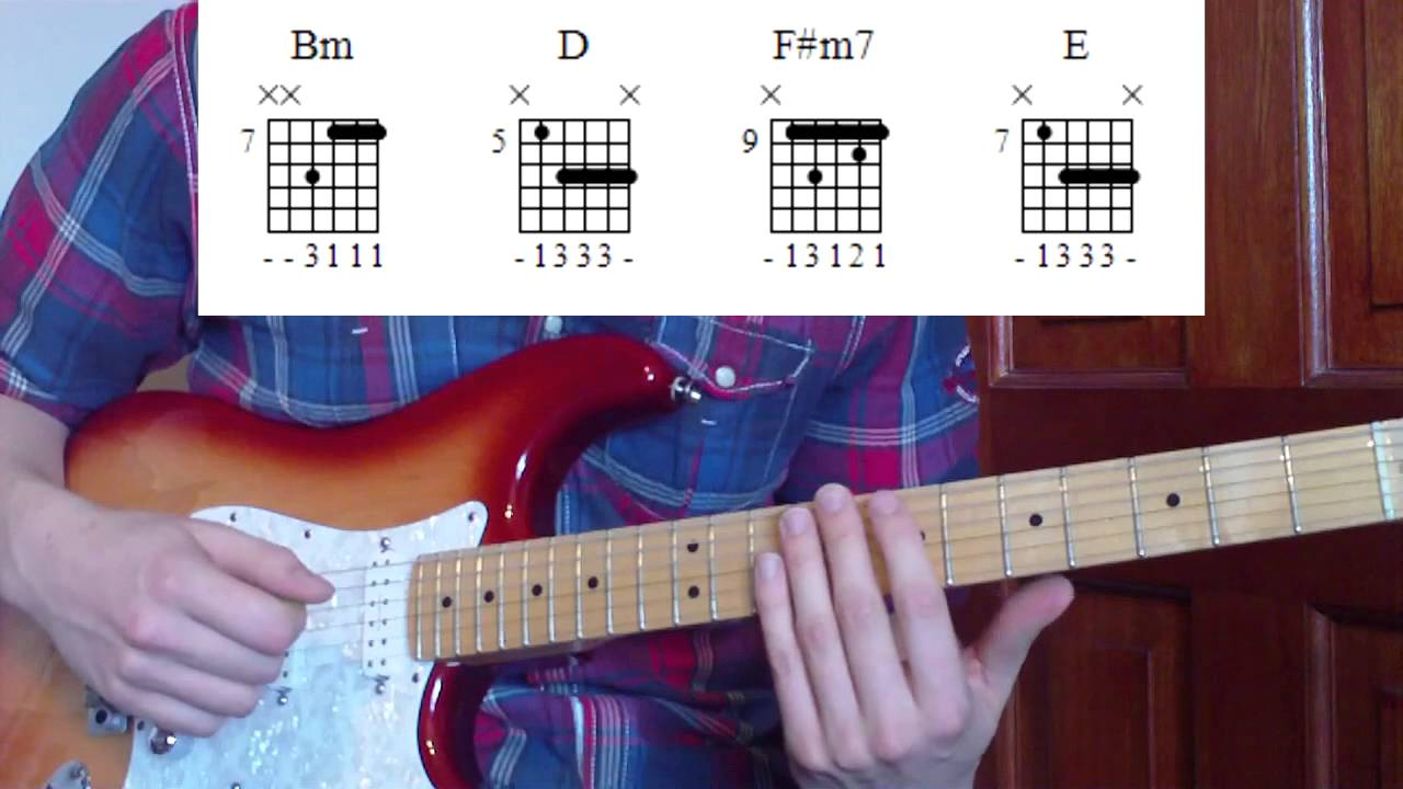 lose yourself chords