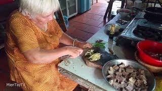 Được dì Hai chỉ nấu món bò kho quá ngon [Miền Tây TV]