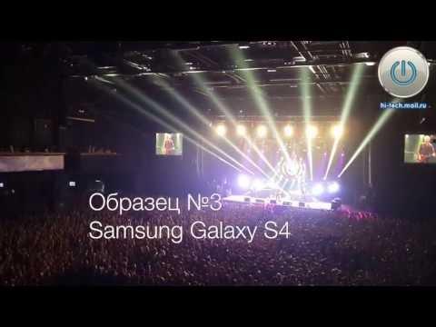 Результаты сравнения видеосъемки популярных смартфонов: NOKIA, SAMSUNG, APPLE, HTC, SONY