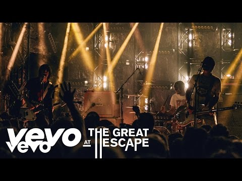 The Cribs - Men's Needs (Live) - Vevo UK @ The Great Escape 2015