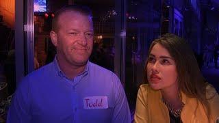 Man Reveals Truth at Ukraine International Dating Event