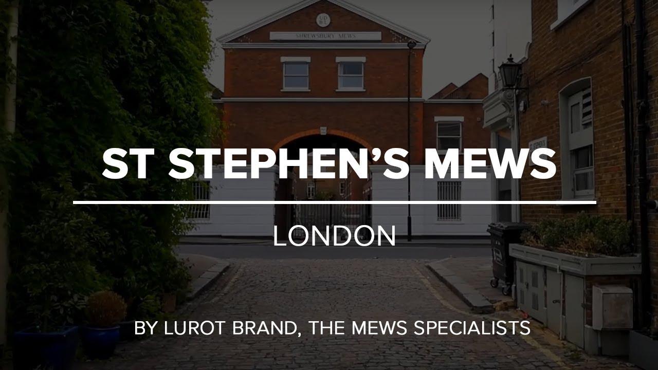 St Stephen's Mews