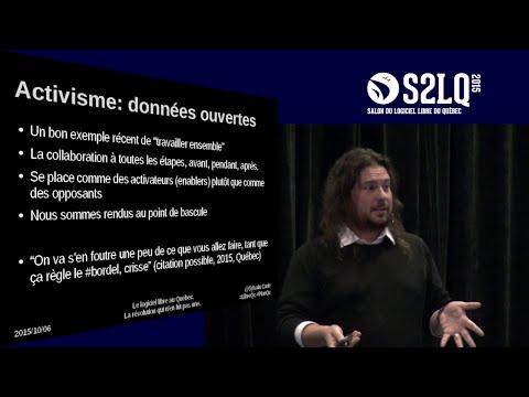 20 ans de logiciels libres au Québec