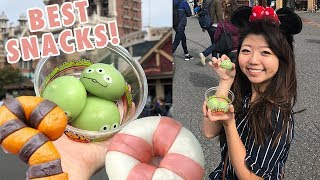 TOKYO DISNEY FOOD: 5 KAWAII Snacks to Try at DisneySea!
