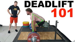 The ULTIMATE Deadlift Tutorial (feat. 2019 World's Strongest Man Martins Licis)