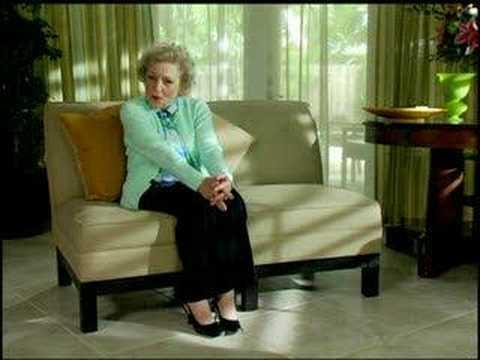 Betty White Talks Life Settlements