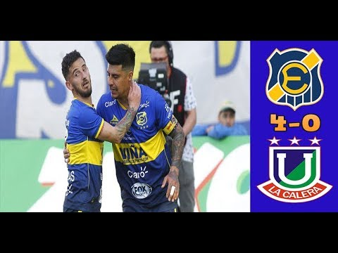 Deportes Union La Calera vs Everton De Vina Del Mar