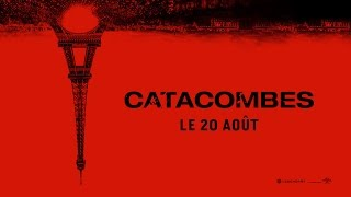 Catacombes :  bande-annonce VOST