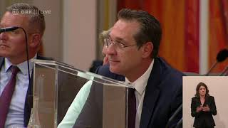 Peter Pilz (Liste JETZT) Bekämpfung des Rechtsextremismus