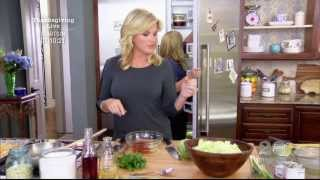 Kelly Clarkson - Trisha's Southern Kitchen - 11/23/2013