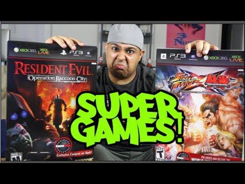 SUPER GAMES! (Commercial)