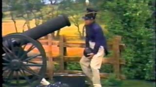 """Tim Conway Harvey Korman """"Fire At Will"""" (the cannonball sketch)"""