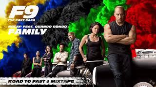 NoCap - Family (feat. Quando Rondo) [Official Audio]