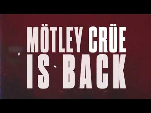 #MotleyCrueIsBack