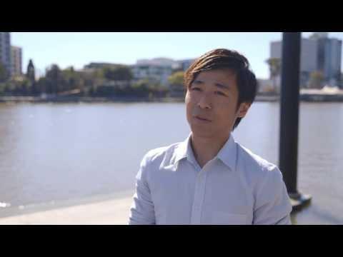 Study in Brisbane: Chun-Sing from Hong Kong
