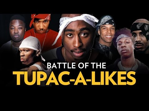 Ja Rule, 50 Cent & The Battle Of The Tupac-A-Likes