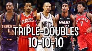10-10-10: a história do triple-double mais SIMPLES da NBA!