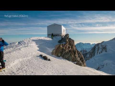 Mont Blanc via the Grands Mulets route