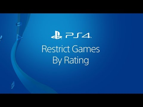 Restrict games by rating