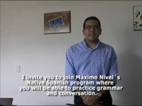 Listen to students and teachers from Maximo Nivel