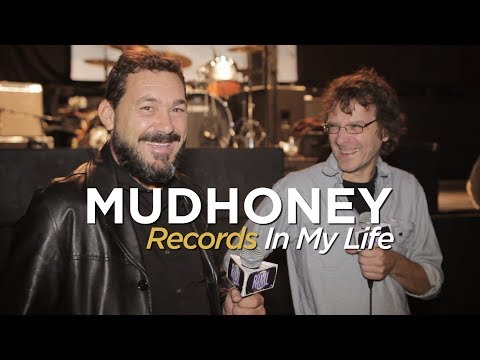 Mudhoney - Records In My Life (2018 interview)
