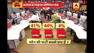 ABP Opinion Poll: Karnataka voters seemed satisfied with the performance of Siddaramaiah g
