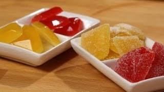 How to Make Gummy Candy | Candy Making