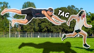 Epic Game of Tag vs. Subscribers, Winner Gets a New iPhone!