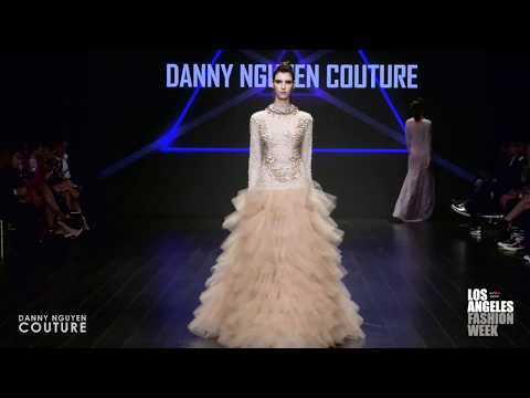Danny Nguyen at Los Angeles Fashion Week powered by Art Hearts Fashion LAFW