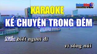 Kể Chuyện Trong Đêm Karaoke Rumba - Hoàng Dũng Karaoke