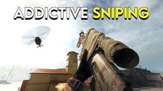 Warzone Sniping is So Addictive!